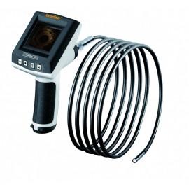 Caméra d'inspection VideoFlex G2 avec le flexibe de 9 mm de diamètre.