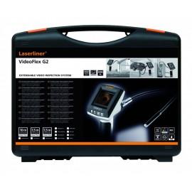 Malette de transport de la caméra d'inspection VideoFlex G2.